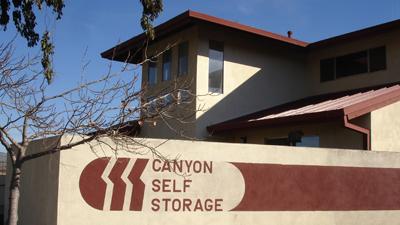 Canyon Self Storage ...